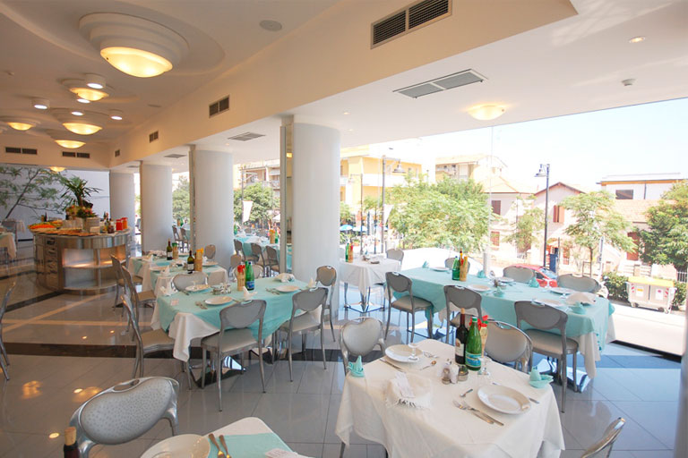 Sala ristorante Hotel Principe